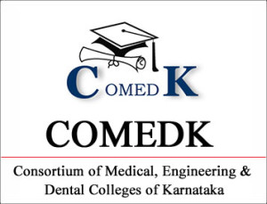 The consortium of Medical Engineering and Dental Colleges of Karnataka (COMEDK)