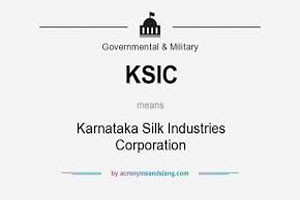 Karnataka Silk Industries Corporation Limited