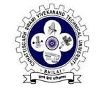 Chhattisgarh Swami Vivekanand Technical University